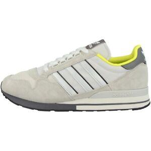 Adidas ZX 500 Schuhe Herren Originals Freizeit Sneaker Turnschuhe grey FW2809