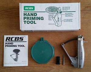 RCBS Universal Hand Priming Tool - Manuelles Zündhütchen-Setzgerät