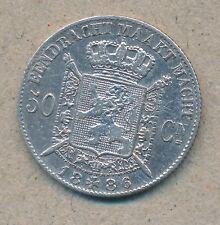 België/Belgique 50 ct. Leopold II 1886 Vl Morin 185 (1122121)