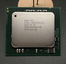 Intel Xeon MP CPU Eng Sample Q1SS ES Processor LGA1567 Nehalem Beckton