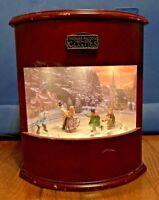Thomas Pacconi 1900-2000 Classics Animated Light-Up Music Box w/1 Disc Edefweiss