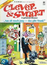 Clever & Smart 62 (Z1, 1. Auflage), Condor