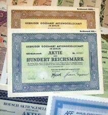 155 versch. HWPs aus Nordrhein-Westphalen 1926-96 deko