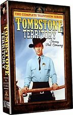 Tombstone Territory Complete Series DVD Set TV Show Season 1-3 Collection Episod