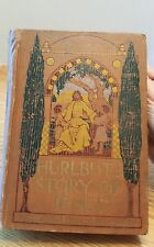 Hurlbut's The Story of Jesus for Young and Old Illustrated & Photos 1915 ANTIQUE