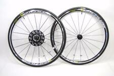 Mavic Aksium Road Bike Wheelset + Mavic Yksion Tires 700C 10/11 Speed - SHIMANO