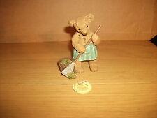 Gilde Teddybären - Carla die Gärtnerin 37011 ca. 10 cm groß
