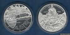 Autriche - 20 Euro 1996 1000 Jahre Ostarrichi anno 996 -- Austria