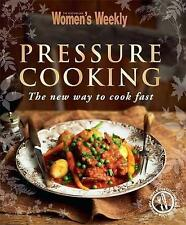 NEW Pressure Cooking By The Australian Women's Weekly Paperback Free Shipping