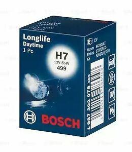 Bosch 1987302078 Headlamp Car Bulb H7 12 V 55 W Replaces 1 987 302 77