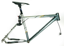 "Orbea Oiz UFO 20"" Alloy / Carbon Full Suspension MTB Bike Frame 26"" w/Shock Used"