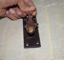 Shark Fish Shape Door Knocker Brass Bell Ring Restaurant Home Door Decor BM163