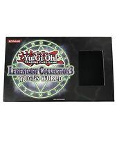 EMPTY BOX!! YuGiOh Legendary Collection 3: Yugi's World (EMPTY)