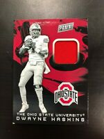 2019 PANINI VIP THE NATIONAL DWAYNE HASKINS ROOKIE PATCH JERSEY RELIC SP SKINS