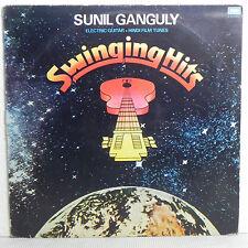Sunil Ganguly Swinging Hits Hindi Film Tunes Instrumental LP Bollywood Indian NM