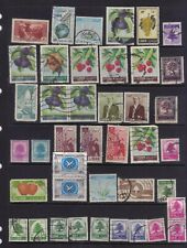stamps  Liban and cover