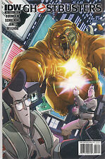 GHOSTBUSTERS 3 7 8 9 10 11 12 13 14 15 16 A B 2012 9-14 2013 IDW @ COVER PRICE