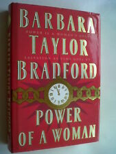 BARBARA TAYLOR BRADFORD.POWER OF A WOMAN.1ST/3RD 1997 V/GOOD