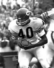 1970s Chicago Bears GALE SAYERS Glossy 8x10 Photo NFL Football Print Poster