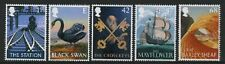 QE11 2003 SG2392/96 FU EUROPA PUB SIGNS  STAMPS SET