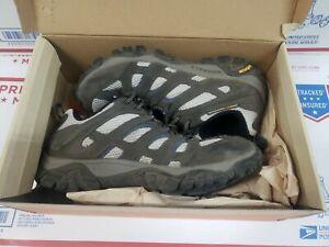 Merrell Moab  Ventilator Beluga Hiking vibram Trail Men's Shoes Size 9.5 US USED