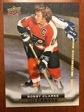 2015-16 UD Hockey Series 2 Bobby Clarke SSP C241 Pack Fresh