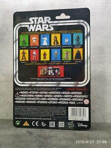 """Figura 40th Star Wars ANIVERSARIO DEAHT SQUAD COMMANDER 6"""" THE BLACK SERIES"""