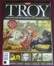 All About History, Book of Troy 2nd Edition, 2020, 146 Pages, Future Publ. NEW