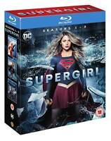SUPERGIRL Seasons 1-3 [Blu-ray Box Set] DC Comics Superhero TV Series 1 2 3