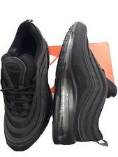 Nike Air Max 97 total  Black Num 45 pagamento anche alla consegna