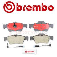Brembo Rear Disc Brake Pad Set for 2010-2013 Mercedes-Benz E63 AMG  - nj