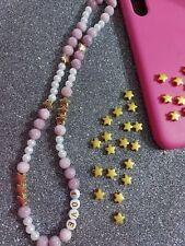 Phone Beads ciondolo Phone Straps LIMIT EDITION Luxury Catena Perline Da Polso