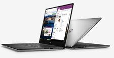"Dell XPS 9550 Touch-Screen 15.6"" UHD 4K i7-6700hq Quad 32GB 1TB SSD Backlit Key"