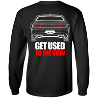 Dodge Challenger SRT RT SXT T-Shirt Long Sleeve