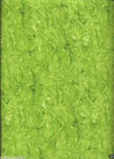 New Dimensions Lime Green Quilt Fabric - 1 Yard