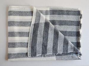 100% Cashmere Shawl Pashmina Scarf Wrap Stole Women Wool Soft Warm Winter New 12