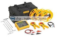 FLUKE-1623-2 KIT Earth Ground Tester Kit Brand New