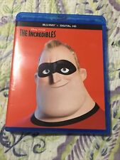 New listing The Incredibles (Bluray 2-Disc Set) *No Digital*