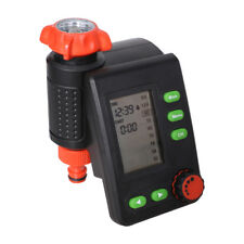 Water Timer with Solenoid Valve Digital Irrigation Timer Garden LCD Display