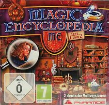 Magic Encyclopedia 1 und 2 - PC-Spiel
