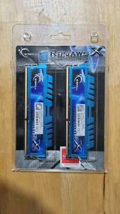 G.Skill RIPJAWS X DDR3 F3-2400C11D-16GXM 8GX2 16 GB