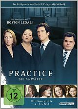 The Practice  TV series, season 4 fourth- Dylon McDermott  - DVD PAL
