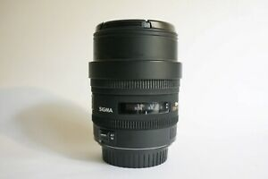 Sigma Fisheye 10mm f/2.8 EX DC HSM Lens for Canon