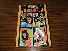 MOTLEY CRUE - Rock-N-Roll  Comic Book!!  RARE!!