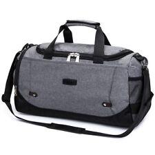 Gents New Travel Satchel Shoulder Gym Sports Training Luggage School Bag Classic
