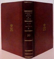 RARE exemplaire de MARIE LOUISE D'AUTRICHE (2nd femme de Napoléon) volume seul