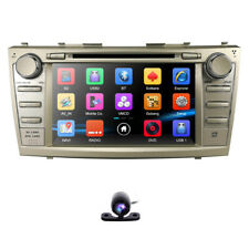 Car Radio For Toyota Camry 2007-2011 GPS NAV DVD Player Stereo + Backup Camera