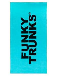 Funky Trunks Towel - Still Lagoon