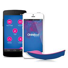 OhMiBod S13002064 - BlueMotion App Controlled Nex 1 - Rose (Pour Femme)