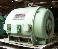 Allis Chalmers motor Hp 250 Volts 2300 Rpm 1800 Frame 504UUS DPBB